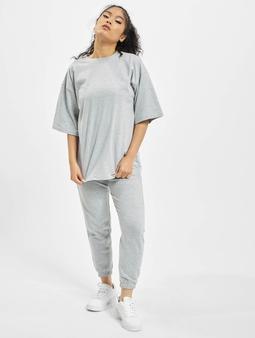 Missguided Petite Co-Ord Dresser grå