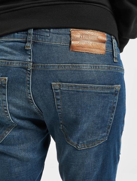 2Y Zerrin Slim Fit Jeans Blue image number 4