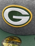 New Era Jersey NFL Green Bay Packers Essential 59Fifty Fitted Caps image number 3