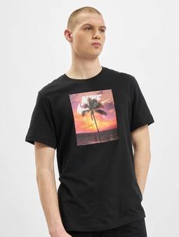 Nike Sportswear Spring BRK Photo T-Shirt Black