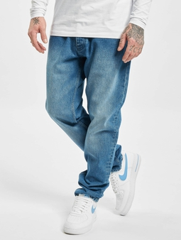 DEF Theo Loose Fit Jeans Blue