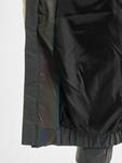 Urban Classics Ladies Iridescent Reflectiv Puffer Jacket Rainbow Darksilver image number 4
