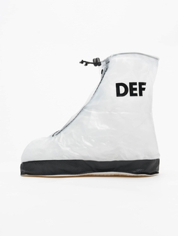 DEF Rain Overshoes