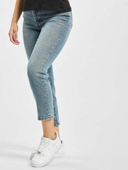 Only onlJosie Life High Rise Slim Fit Jeans Medium Blue Denim