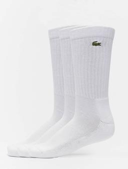 Lacoste Socks White/White-White