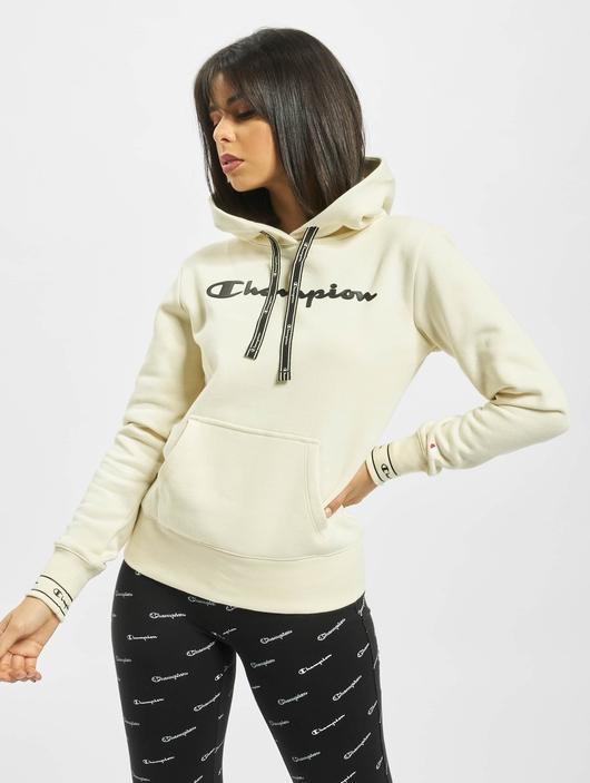 Champion Hooded Sweatshirt Off White image number 2