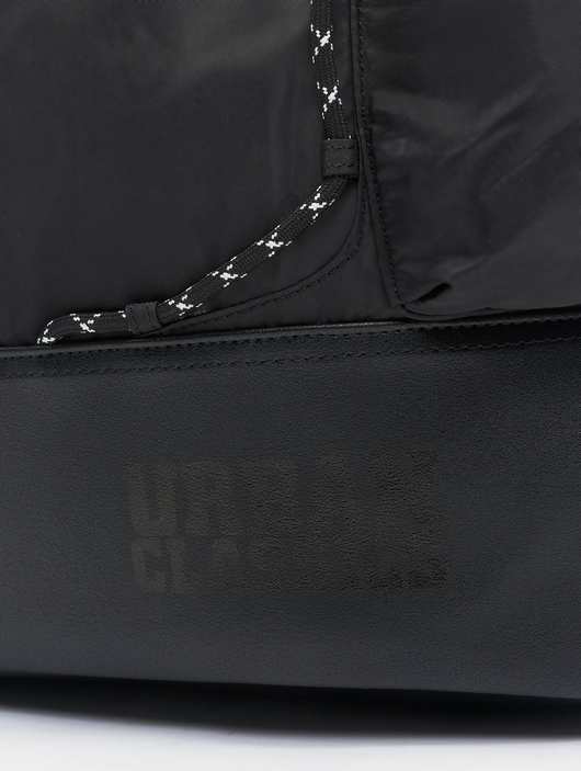 Urban Classics Light Weight Hiking Backpack Black/White image number 3
