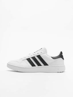 adidas Originals Team Court Tøysko hvit