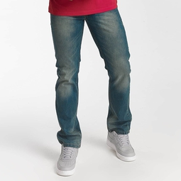 Rocawear Relax Fit Jeans Light Mid Blue