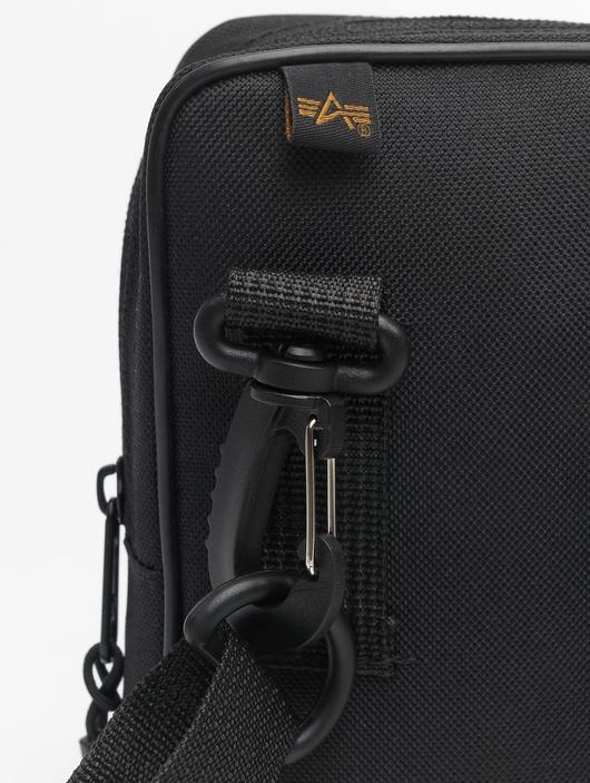 Alpha Industries Big Utility Bag Black image number 3