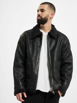 Urban Classics Shearling Winter Jacket