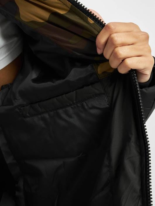 Urban Classics 2 Tone Basic  Puffer Jackets image number 5