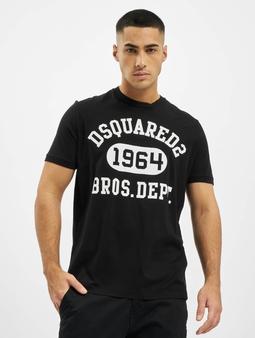 Dsquared2 T-Shirt Purple