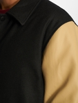 Urban Classics Collar College College Jackets image number 3