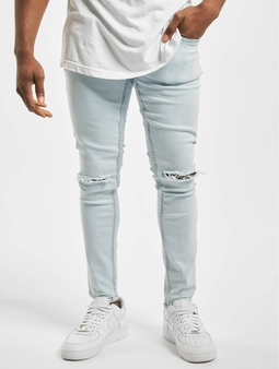 Only & Sons onsWarp Knee Cut Skinny Jeans