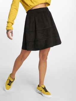 Noisy May nmLauren Fake Suede Skirt