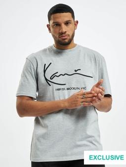 Karl Kani Signature Brk T-Shirt Ash
