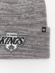 '47 NHL Los Angeles Kings Brain Freeze Cuff Knit Beanie Dark Grey image number 1