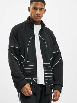 adidas Originals Big Trefoil Out Polytrico Transitional Jackets svart