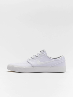 Nike SB Zoom Janoski Canvas RM Sneakers White/White/Gum Light Brown