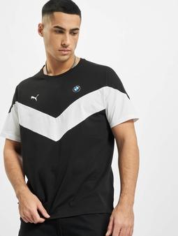 Puma BMW MMS MCS T-Shirt Black