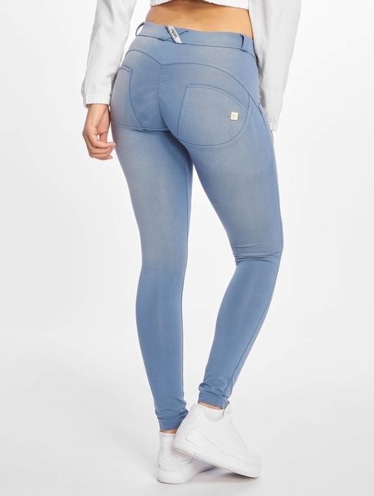 Freddy Regular Waist Super Skinny Jeans Colored image number 0