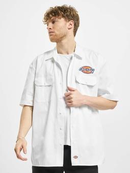 Dickies Clintondale S/Sork Shirt White