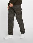 Brandit Adven Slim Fit Men Cargo Pants Olive