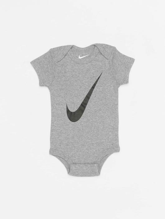 Nike Swoosh S/S Bodysuit 3 Pack White image number 8