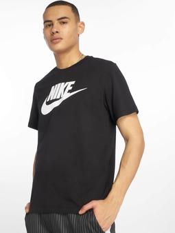 Nike M Nsw Icon Futura T-Shirt Astronomy Blue/White