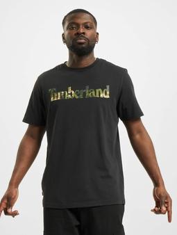Timberland Ft Linear T-skjorter svart