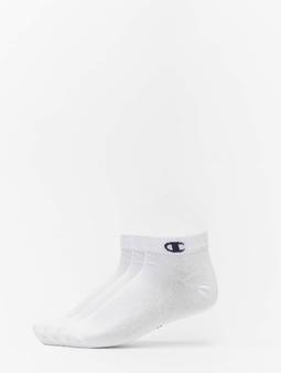 Champion Underwear X3 Legacy  Sokker hvit
