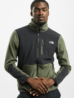 The North Face Glacier Pro Full Transitional Jackets grøn