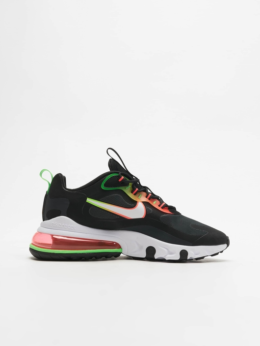 Nike Air Max 270 React World Wide Sneakers image number 2