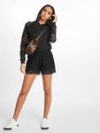 Urban Classics Laces Shorts Black image number 4