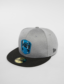 New Era NFL Carolina Panthers 59 Fifty Fitted Cap Offical Team Colour