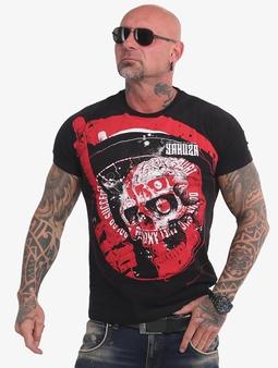 Yakuza Fantasize T-Shirt Black