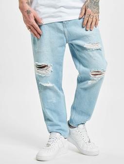 2Y Billings  Straight Fit Jeans blå