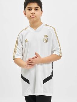 Adidas Real Madrid Training Jersey White/Dark Football