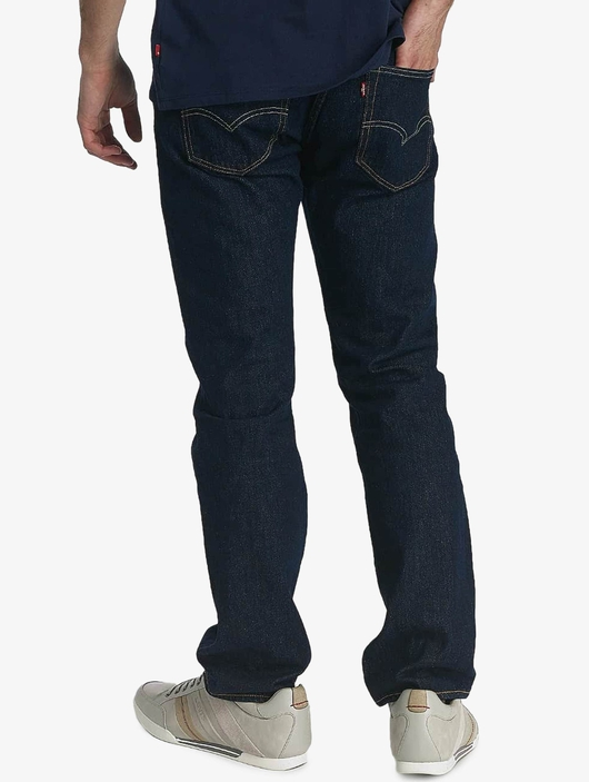 Levi's® Button Fly Onewash Straight Fit Jeans image number 1