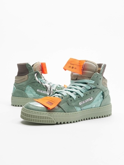 Off White Sneakers Mint