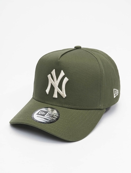 New Era Mlb Properties New York Yankees Colour Ess 940 Aframe Snapback Caps oliven