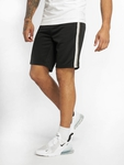 Urban Classics Side Taped Track Shorts Black/Grey