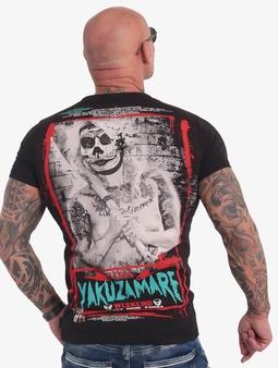Yakuza Scrap T-Shirt Black (M black)