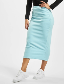Missguided Fleece Tie Waist Midi Co-Ord Skirt