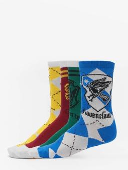 Merchcode Harry Potter Team 4-Pack Socks