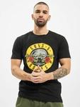 Mister Tee GunsÁn Roses Logo T-Shirt Black image number 0