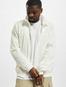 Karl Kani Signature Transition Jacket Off White