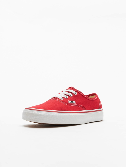 Vans Authentic Sneakers Red (40.5 red) image number 1
