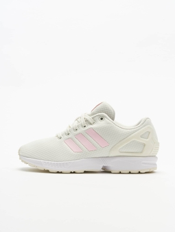 Adidas Originals Zx Flux Sneakers White Tint/Clear Pink/Core